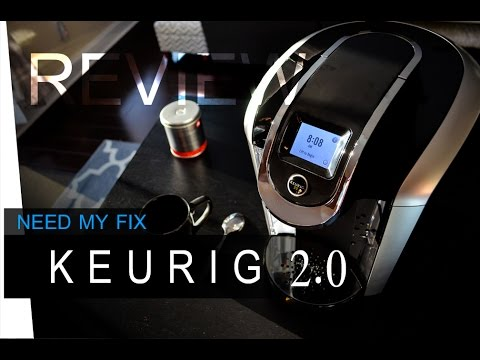 Keurig 2 0 brewing system review k350 k450 k550 how to