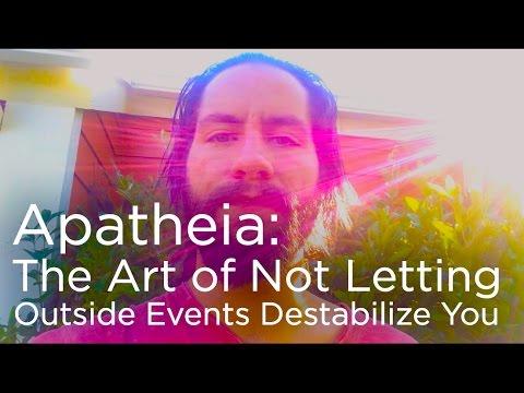 Apatheia - Lifethesis