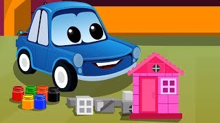 Let's Build | Zeek And Friends | Car Songs For Kids