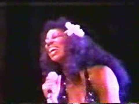 Donna Summer - My Song For You (live In Japan)