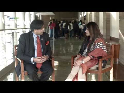 Womennow in conversation with Shashi Tharoor