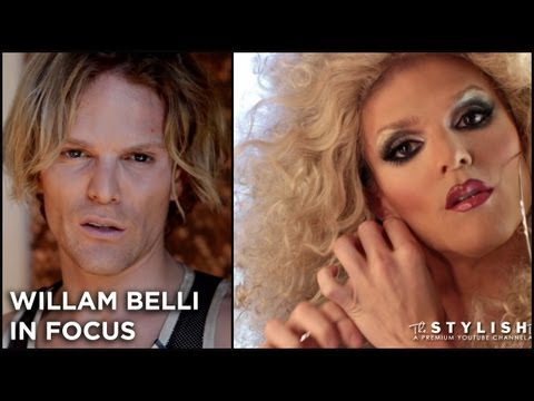 WILLAM DOES HIS MAKE UP: UNCUT BEHIND THE SCENES FOOTAGE!