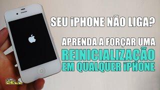 iPhone não liga - Como resolver (Reinicialização) #UTICell