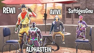SAFTIGES GNU gehört nun zur FAMILIE! WHOS your Daddy FORTNITE