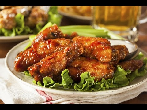 How to Make Oven BBQ Chicken Wings