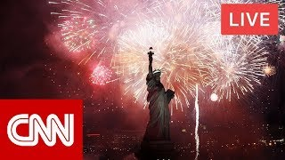 CNN Live - Times Square Ball Drop Countdown | New Year's Eve 2018 LIVE