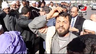 وقفة لأهالي الأقباط المخطوفين بليبيا أمام الأمم المتحدة بالقاهرة: «احنا في مصيبة»