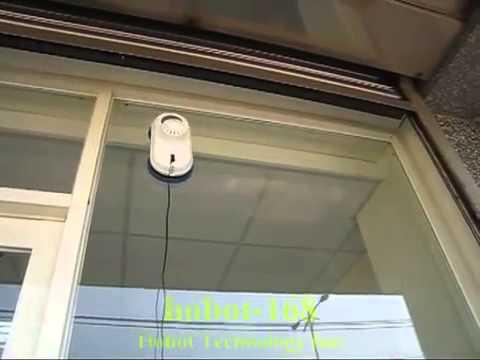 hobot 168 robot vitre automatique youtube. Black Bedroom Furniture Sets. Home Design Ideas