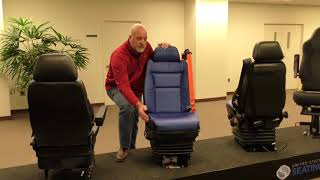 ALX Driver Seat - Demonstration