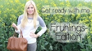 GET READY WITH ME ♥ Frühlings - Edition