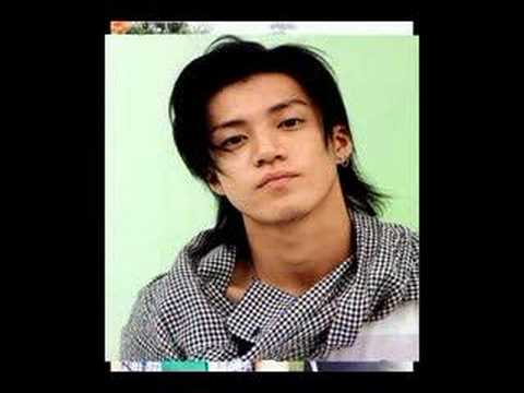 ..Oguri shun and Maki horikita