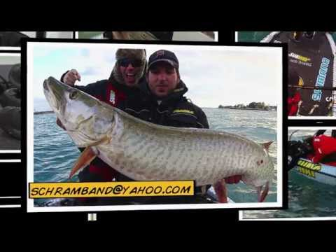Cold Front Musky with Brian Schram - Dave Mercer's Facts of Fishing 2014 Full Episode #11