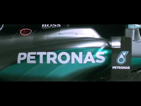 Breaking Through Limits, For You. Featuring Lewis Hamilton and Nico Rosberg