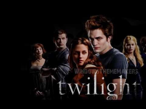 Twilight Windows Theme-- Twilight the movie theme