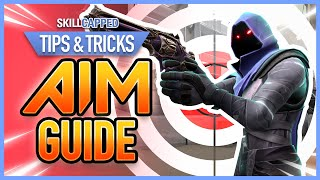 Valorant AIM GUIDE - Pro and Beginner Aim Settings Tips and Tricks