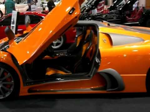 Abu Dhabi Hyper Cars - SSC Aero Sport ,Maserati MC12,Ferrari Enzo !!!