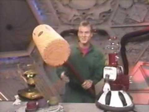 MST3k - Tom Servo is the Dream Warrior