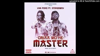 PonoBiom - Pono Ft Stonebwoy-Obia Wone Master