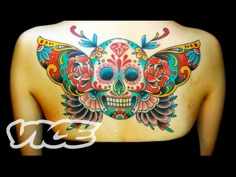 Tattoo Age: Mutsuo (Part 1/3)