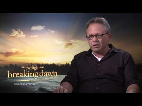 Bill Condon Breaking Dawn Part 2 Interview!