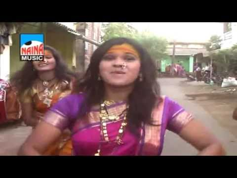 JOGAVA -  Marathi Saptashrungi Aai Song - Koligeet Song