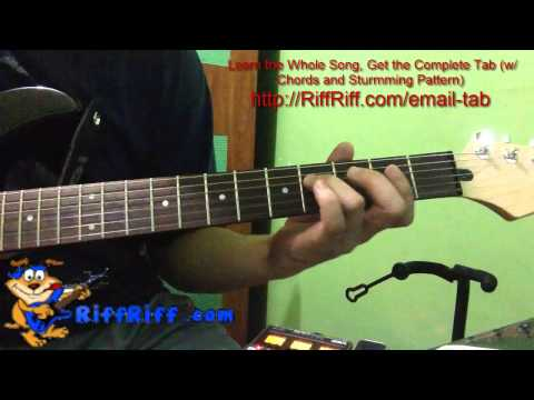 How To Play Helter Skelter On Guitar Riff Chords - Easy Beatles Song To Play