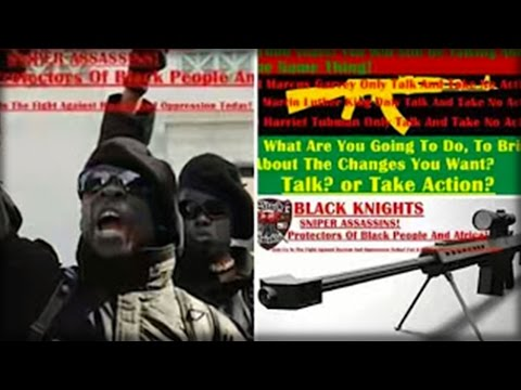 BLACK POWER TERROR GROUP CLAIMS RESPONSIBILITY FOR DALLAS POLICE KILLINGS