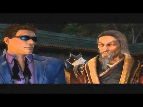 Chapter 1 - MK Sacrifice - Johnny Cage