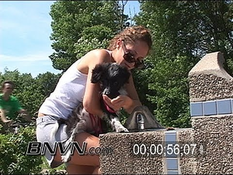6/19/2005 Minneapolis, MN Hot Weather Video
