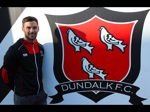 ✒️ Patrick Hoban re-signs for Dundalk FC