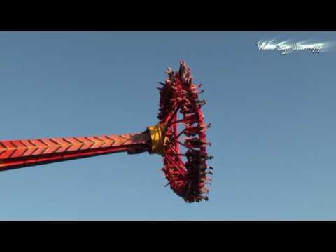 Dreamworld Ride - The Claw