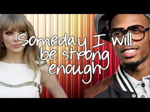 Both Of Us - B.o.b Feat. Taylor Swift (lyrics Video) With Lyrics On Screen (hd) New 2012 ♥ video