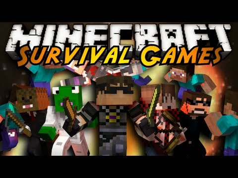 Minecraft : SURVIVAL GAMES 2!