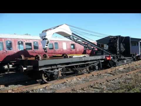 Mangapps Railway Museum Chingwell Essex