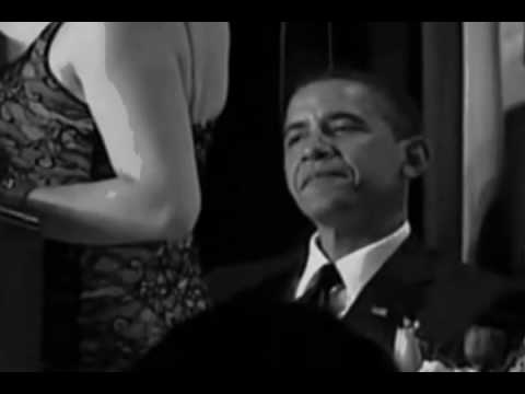 Obama's Birthday 2010 and Merilyn Monroe Video
