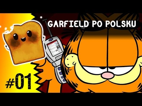 Gry Dla Dzieci Na Telefon | Garfield Po Polsku