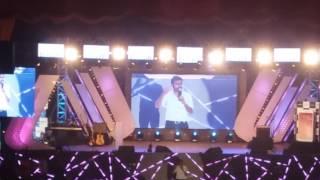 RJ Balaji speech lovely message in samsung poorvika celebration hall