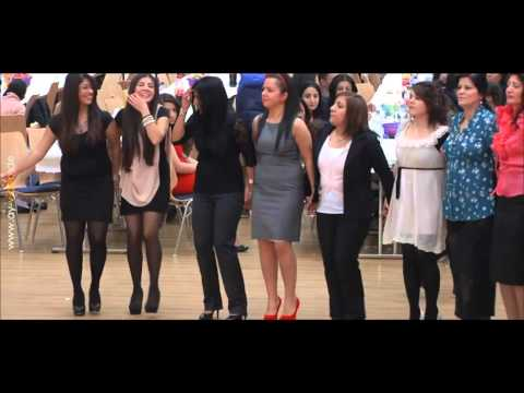 حفلة زواج Kurd   30 11 2012   HÖvelhof  Kurdische Hochzeit, Kurdish Wedding, Xesan video