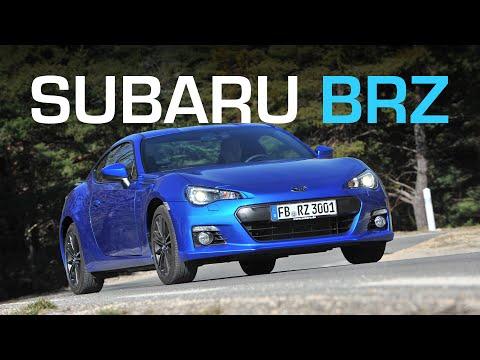 Subaru BRZ, обзор
