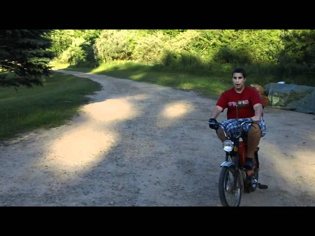 Batavus Moped Starflite Batavus Starflite Moped