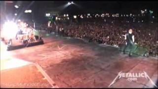 Metallica - Ride The Lightning [Live Abu Dhabi October 25, 2011] HD