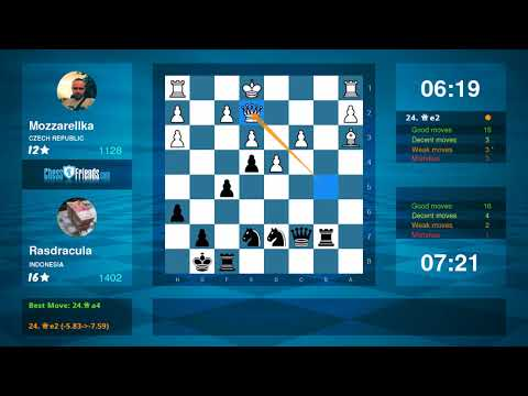 Chess Game Analysis: Mozzarellka Rasdracula : 01 (By ChessFriends.com)