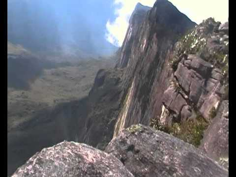 View from Roraima summit