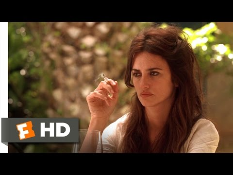 Vicky Cristina Barcelona (7/12) Movie CLIP - Speak English (2008) HD