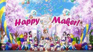 Chi-rise * Happy maker! * anime comic world 4: super festival