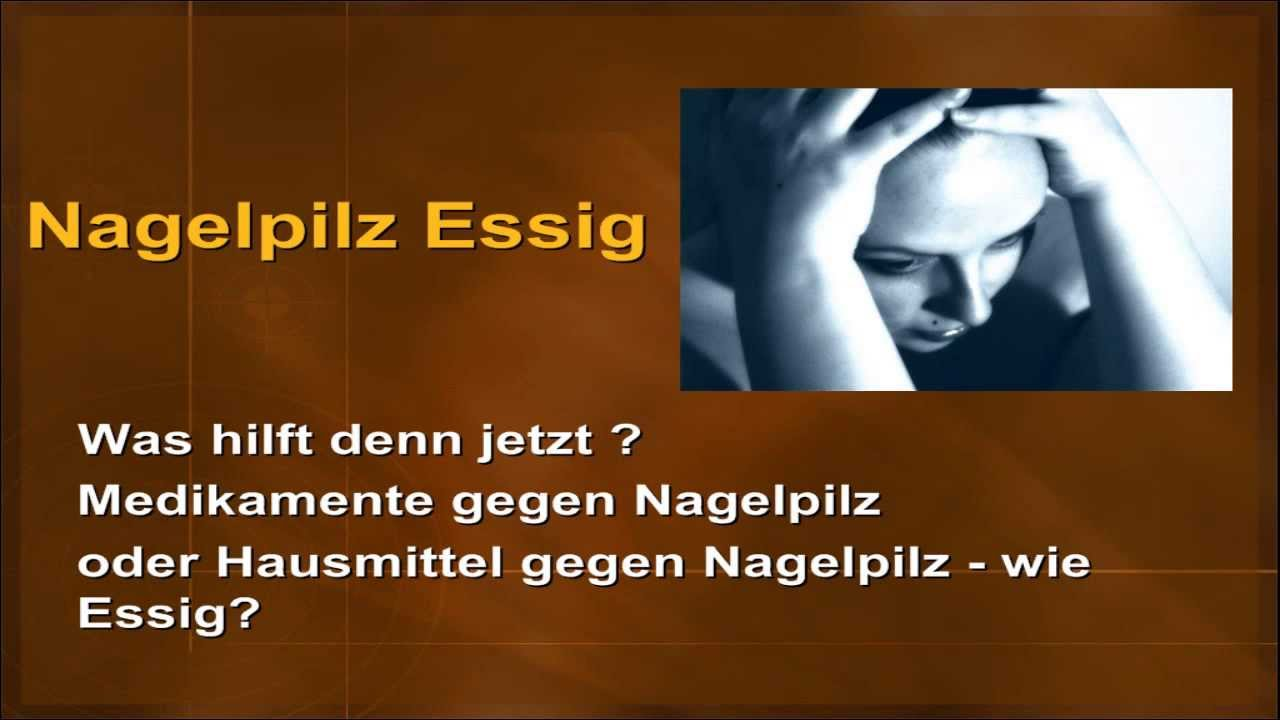nagelpilz essig hilft bei nagelpilz essig youtube. Black Bedroom Furniture Sets. Home Design Ideas