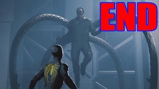 Final Boss Fight Against Doctor Octavius!  - Black Guy Plays: Marvel's Spider-Man Ep.28 (ENDING)