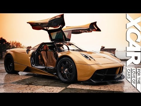 Pagani Huayra: Art, Emotion, Technology