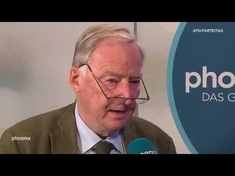 Interview mit Alexander Gauland am 01.07.18