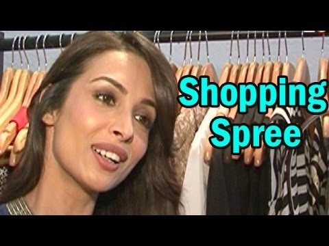 Malaika Arora Khan on a shopping spree